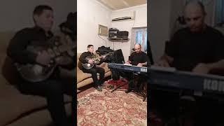 Elekber gitara, Qalib sintez.
