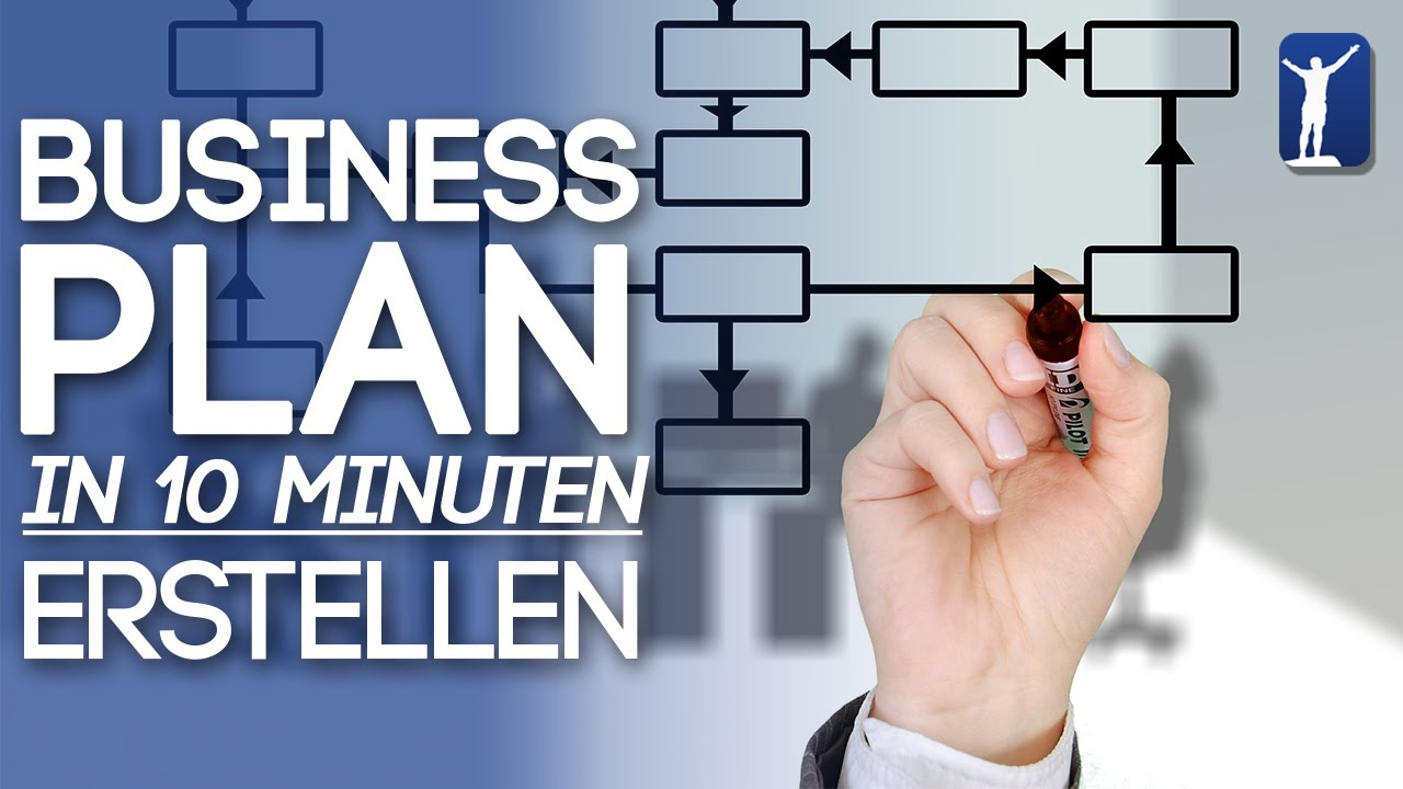 business plan in 10 minuten erstellen so gehts youtube - Businessplan Erstellen Muster