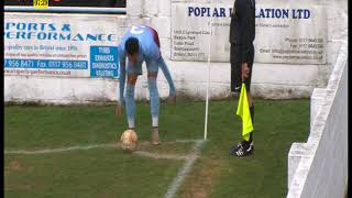 Mangotsfield United v Barnstaple Town