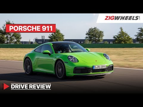 2019 Porsche 911 992 Drive Review Price Features Specs More Zigwheels Youtube