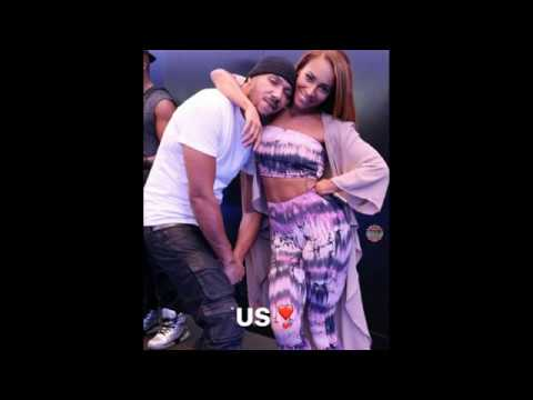 Bad news For Peter Gunz: Amina Buddafly Replaced Peter For Lyfe Jennings!!