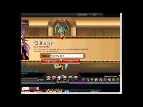 AQW SPECIAL CODE VALENCIA 2014 HD - YouTube