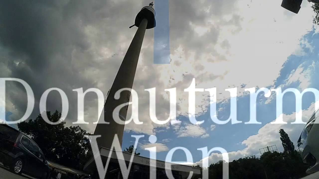 Bring Your Own Bottle Party 25 August 2016 Donauturm Wien Youtube