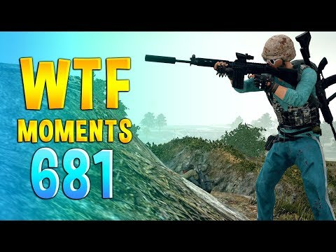 PUBG WTF Funny Daily Moments Highlights Ep 681