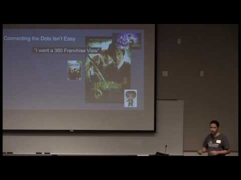 Big Data Day LA 2016 - Warner Bros. Digital Consumer Intelligence at Scale