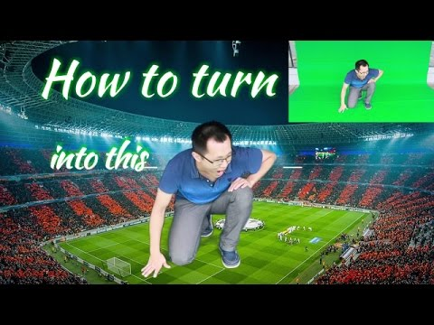 Tutorial How To Make A Green Screen Video With Filmora