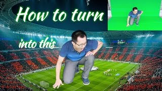 Tutorial: How to Make a Green Screen Video with Filmora thumbnail