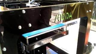 Presentata la stampante 3D