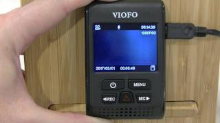 VIOFO A119 HOW TO PLAYBACK VIDEO