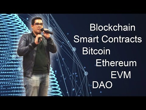 Blockchain, el Futuro de Internet y el Dinero  | Bitcoin, Ethereum y Smart Contracts