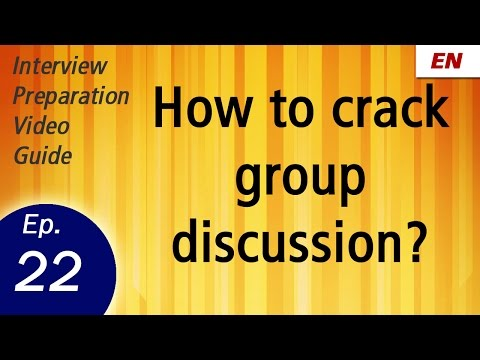 How to Crack Group Discussion (English) - Shalu Pal