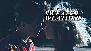 James & Alyssa - Someone I could fall in love with (teotfw)