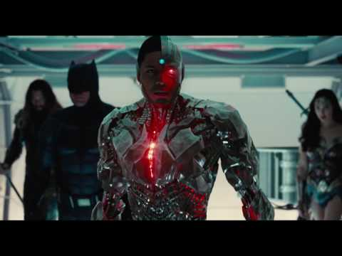 Justice League - Hindi Trailer