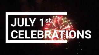 July 1st celebrations