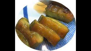 『English Sub』好吃的脆酱瓜Crunchy pickled cucumber 【田园时光美食】