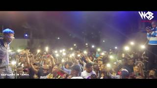 Rayvanny live performance in TANGA (KWETU) part1