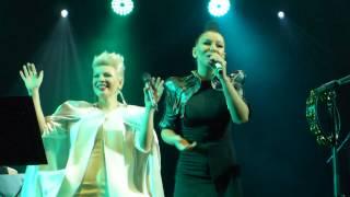 Тина Кузнецова и Ёлка - Сука-Любовь (Ray Just Arena 5 декабря 2014 г)
