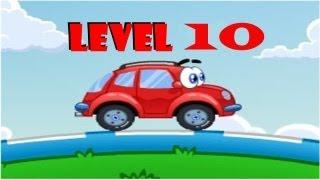 Wheely 2 Level 10 Walkthrough