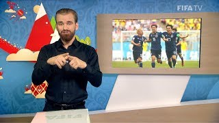 fifa wc 2018 - col vs jpn  for deaf and hard of hearing - international sign