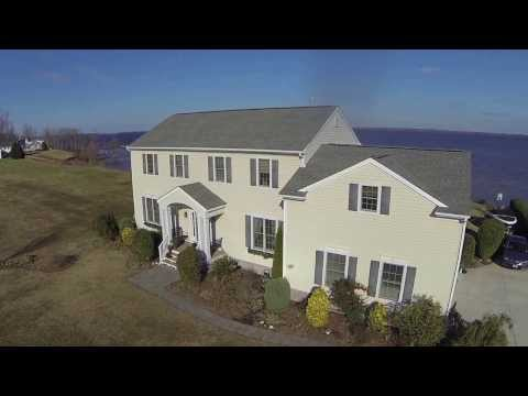 Some Aerial video in Edenton NC. 2013