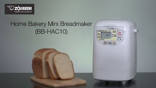 Zojirushi BB-HAC10 Home Bakery Mini