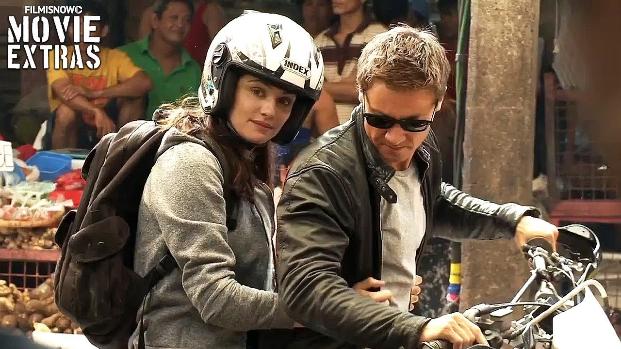 The Bourne Legacy 2012 Behind The Scenes Of Action Movie Youtube