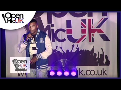 Open Mic UK | Strappa | Brighton Regional Final