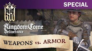 Kingdom Come: Deliverance - Weapons vs. Armor