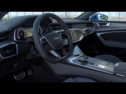 2019 Audi A7 - Interior & Functions