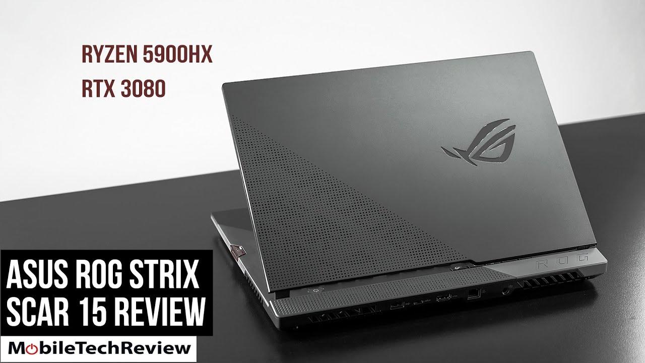 Asus ROG Strix Scar 15 (2021) Review