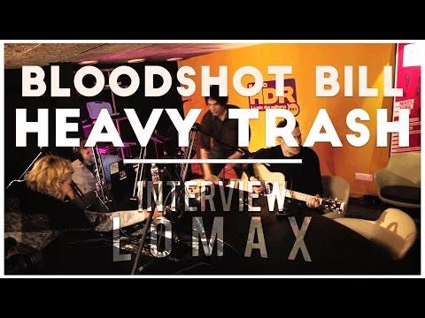 Heavy Trash & Bloodshot Bill - Interview Lomax