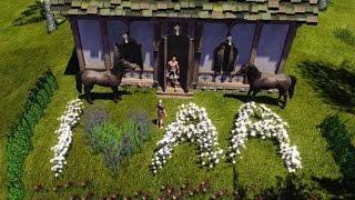 ArcheAge - Хазе, играю за колдуна!