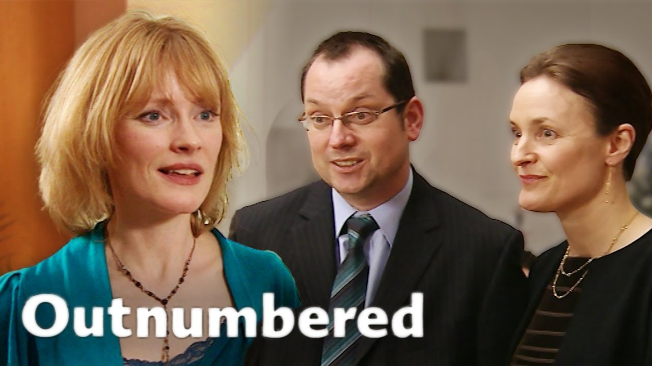That Moment When You Forget Someone's Name | Outnumbered