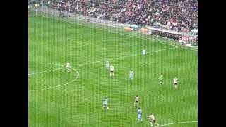 "PSV - FC Twente ""live doelpunt Ola John"""