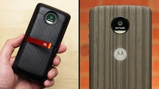 Moto Z Mods: Boom Box In Your Pocket?
