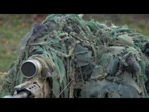 [#WebTVAIR] Épisode 26 - Commando parachutiste de l'air n°10 : les tireurs haute précision