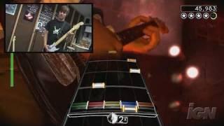 Rock Band (game only) Xbox 360 Gameplay - Orange Crush (HD)