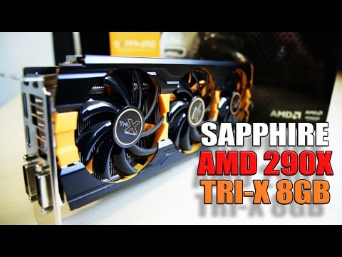 SAPPHIRE R9 290x Tri-X 8GB - Grand Theft Auto 5 Gameplay