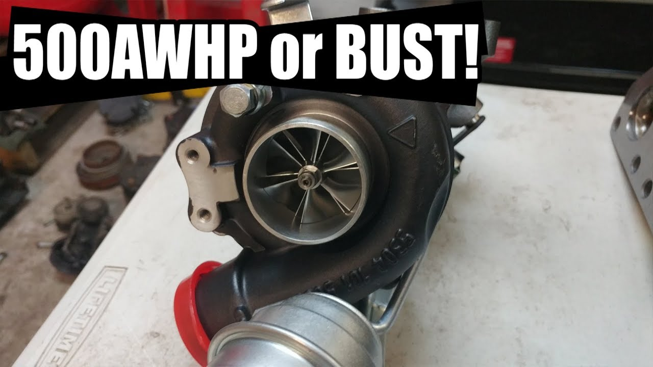 B5 S4 500WHP XS Power Budget Build EP1 - The Parts!