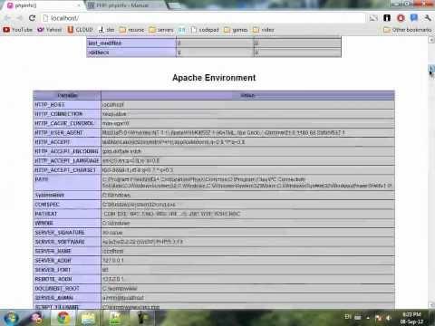 Tutoriale PHP - 1 Introducere - Limba Romana