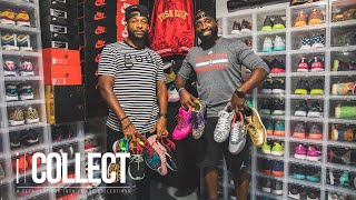 Take A Look Inside This Philly Local's '90s Nostalgic' Sneaker Basement | Open the Box