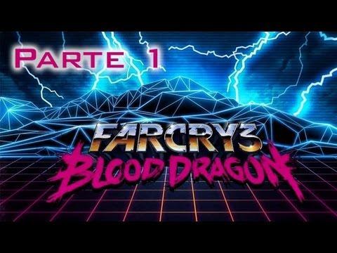 Far Cry 3 Blood Dragon Walkthrough - Parte 1 - Español