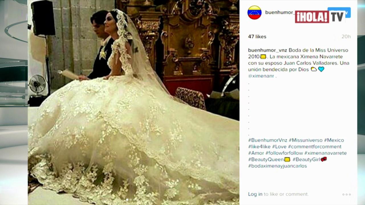 Costo de un vestido de novia benito santos