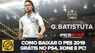COMO BAIXAR O PES 2019 GRÁTIS NO PS4, XBOX ONE E PC!