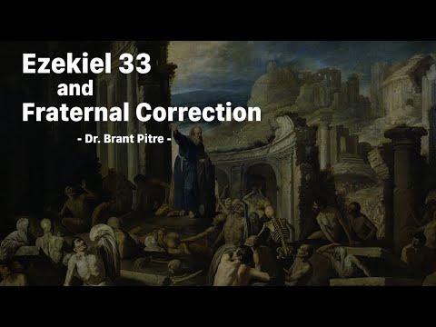 Ezekiel 33 and Fraternal Correction