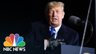 Live: Trump Delivers Remarks At New Hampshire Rally | NBC News