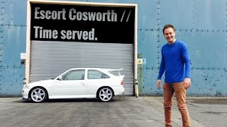 Ford Escort Cosworth Classic Car Review - Paul Woodford