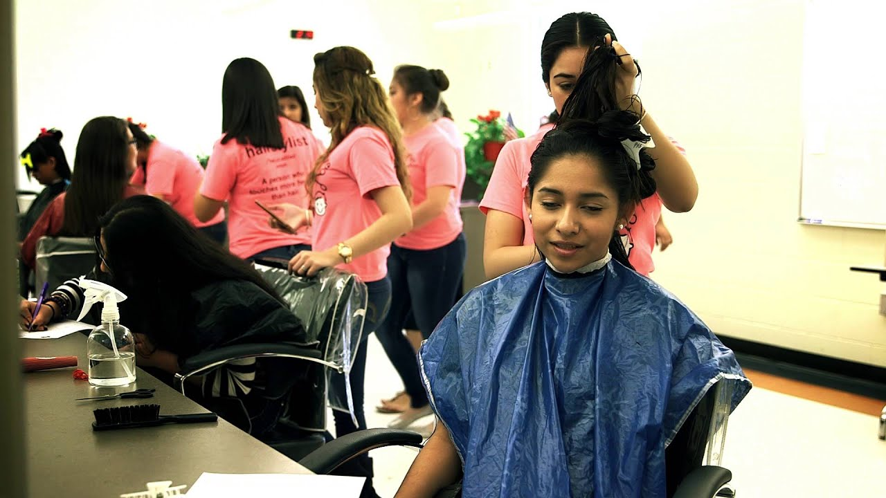 locks of love free haircut salons palmview high school students donate hair to locks of 2731 | maxresdefault