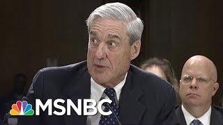 Fmr. Mueller Colleague: Robert Mueller Will Follow The Facts | The 11th Hour | MSNBC
