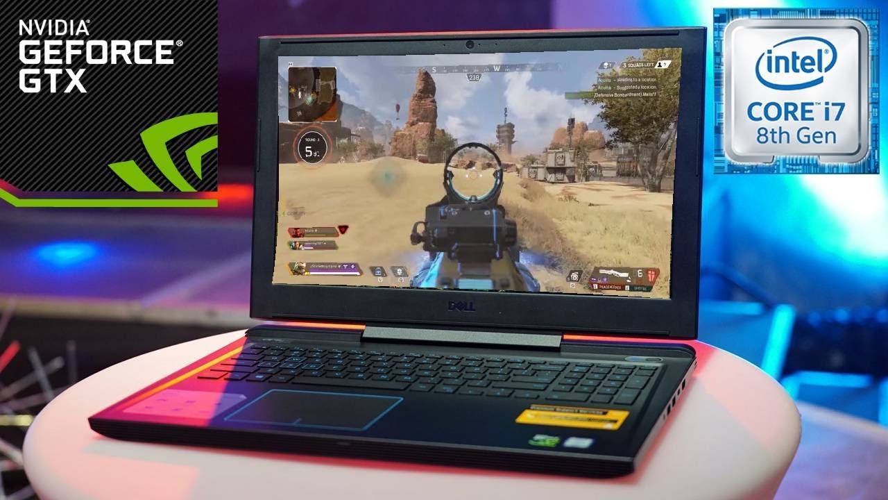 Dell G7 7588 - I7 8750h , 1060 Max Q (Apex Legends Gameplay) 1080p